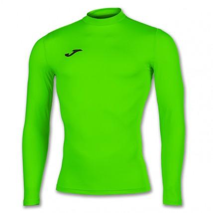 Термобелье футболка д/р зеленая BRAMA ACADEMY 101018.020
