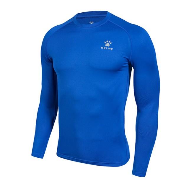 Термобелье футболка синяя д/р TEAM 3891113.9400