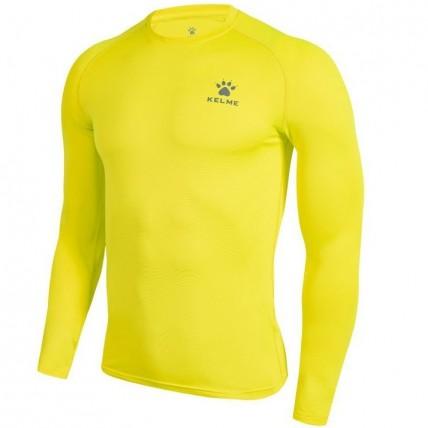Термобелье футболка желтая д/р TEAM 3891113.9700