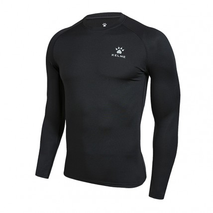 Термобелье футболка черная д/р TEAM 3891113.9000