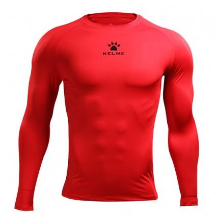 Термобелье футболка красная TEAM K15Z705.9600