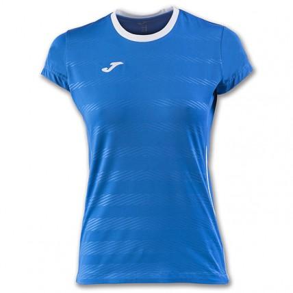 Футболка синяя жен. MODENA 900378.702
