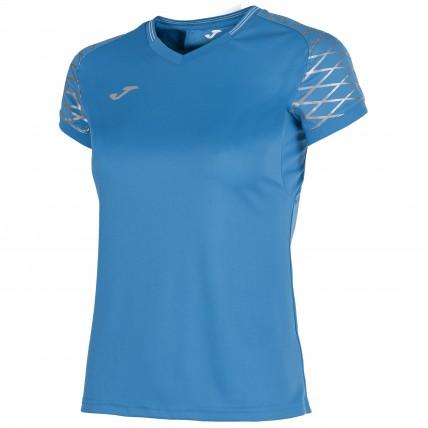 Футболка синяя женская OPEN FLASH 900704.700