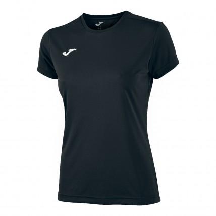 Футболка черная жен. COMBI 900248.100