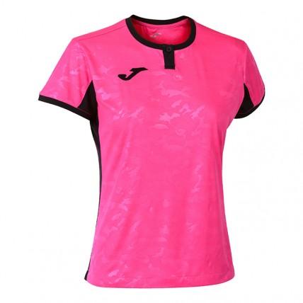 Футболка розовая женская TOLETUM II 901045.031