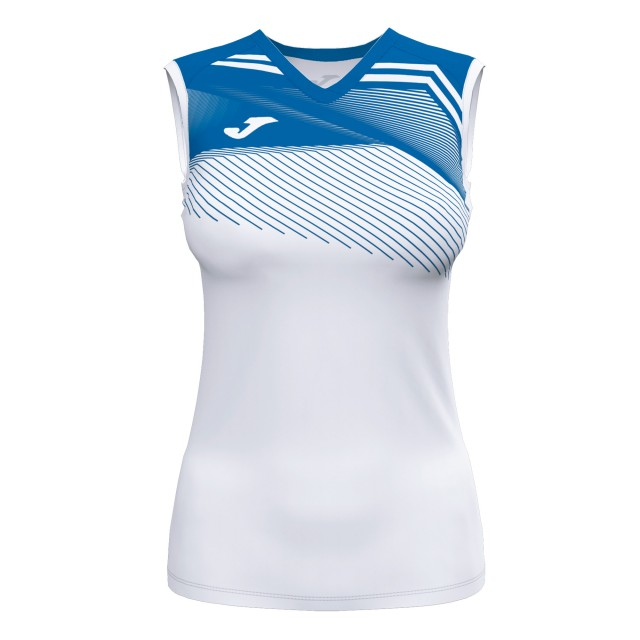 Майка бело-синяя женская SUPERNOVA II 901126.207