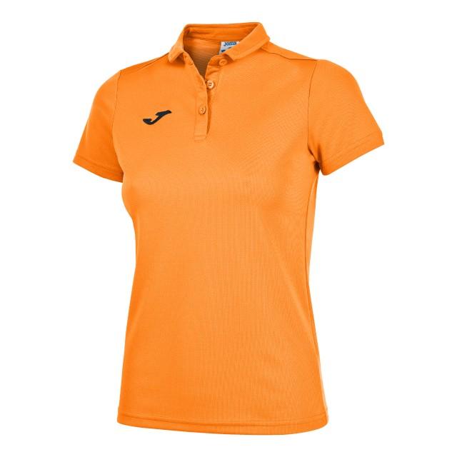 Поло женское оранжевое HOBBY 900247.050