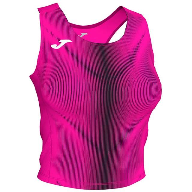 Топ розово-черный женский OLIMPIA 900935.031