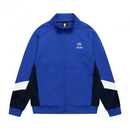 Олимпийка knitted jacket сине-т.синяя 8061WT1007.9430
