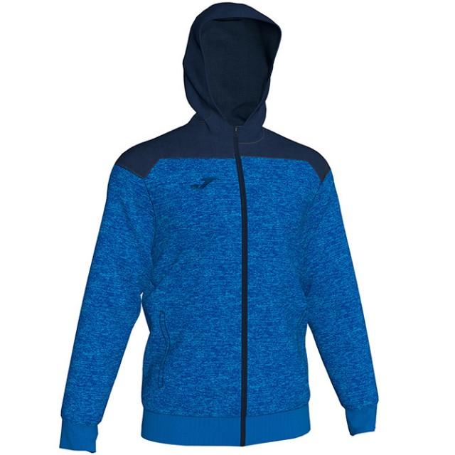 Олимпийка с капюшоном синяя WINNER II 101283.700