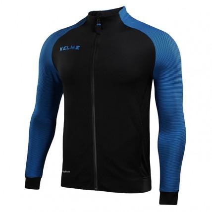 Олимпийка черно-синяя MONTES 3871300.9020
