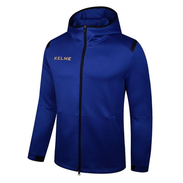 Олимпийка с капюшоном синяя ROAD 3881336.9400