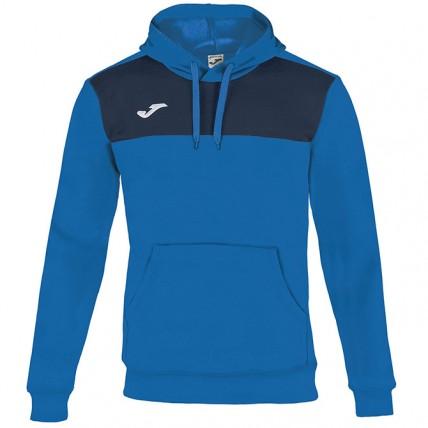 Толстовка с капюшоном сине-т.синий WINNER COTTON 101106.703