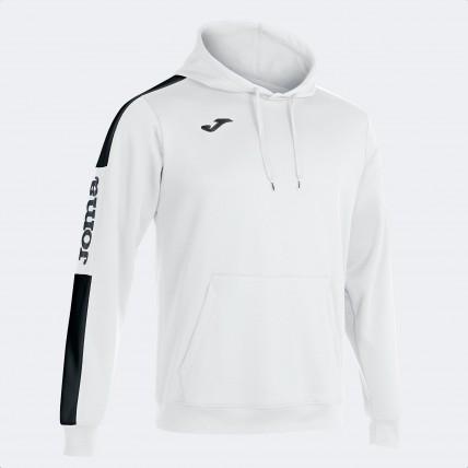 Реглан бело-черный с капюшоном CHAMPION IV 102103.201