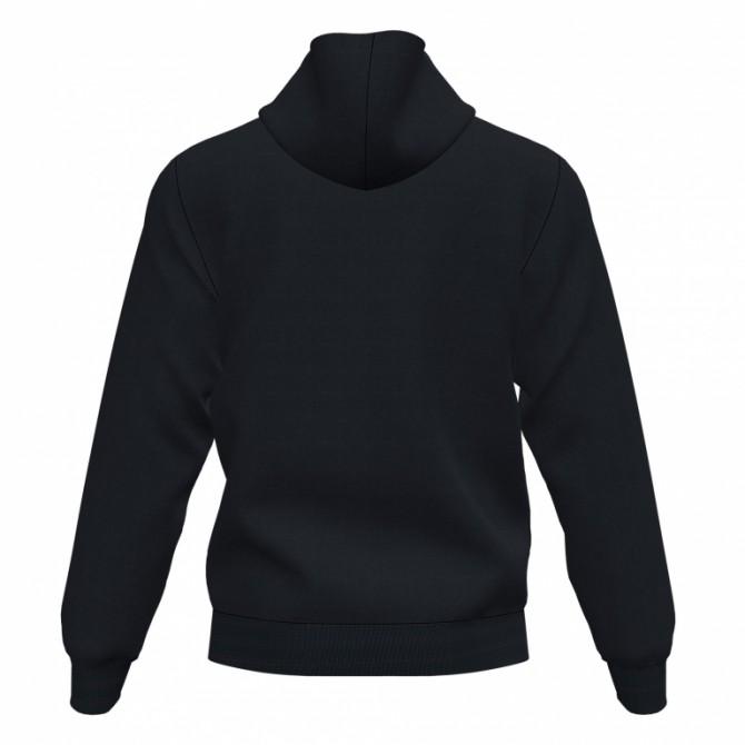 Реглан с капюшоном черный MONTANA 102108.100