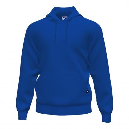 Реглан с капюшоном синий MONTANA 102108.700