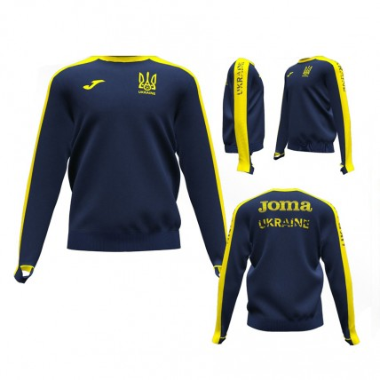 Реглан т.сине-желтый ФФУ AT102363A339