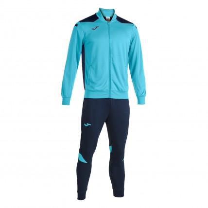 Костюм спортивный бирюзово-т.синий CHAMPION VI 101953.013