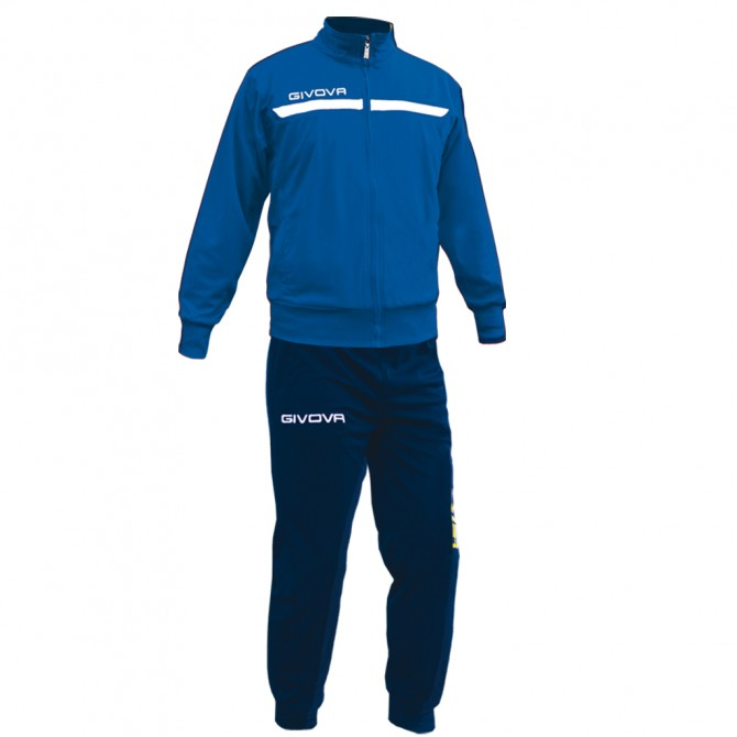 Спортивный костюм TUTA GIVOVA ONE FULL ZIP ТТ012.0204