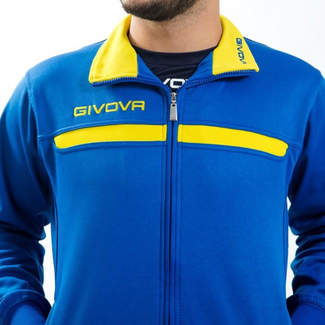 Спортивный костюм TUTA GIVOVA ONE FULL ZIP ТТ012.0207