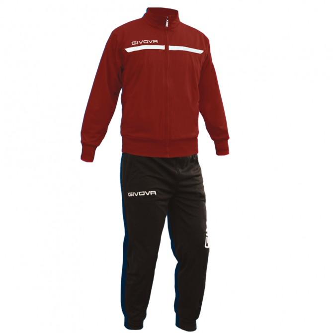 Спортивный костюм TUTA GIVOVA ONE FULL ZIP ТТ012.0810