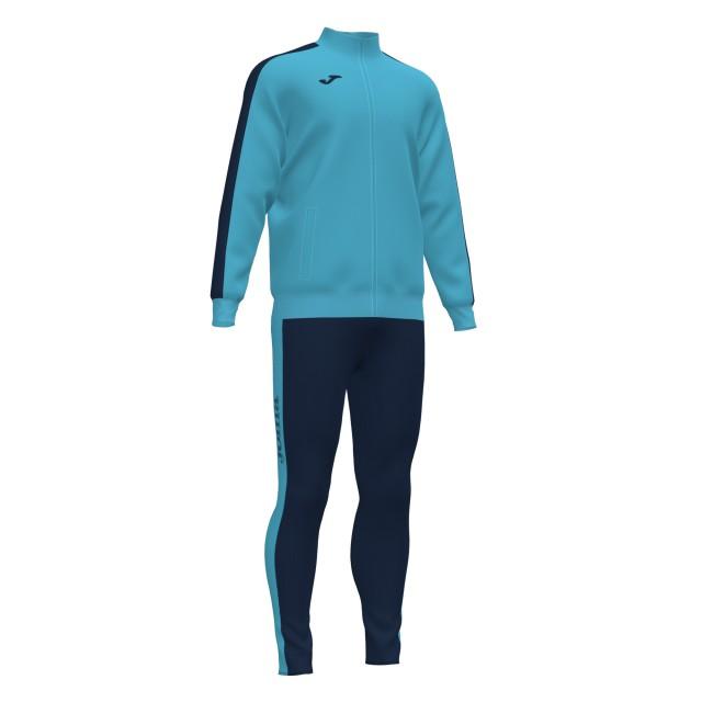 Спортивный костюм бирюзово-т.синий ACADEMY III 101584.013