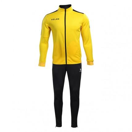 Костюм спортивный желто-черный ACADEMY 3771200.9712