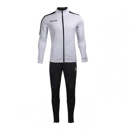 Костюм спортивный бело-черный ACADEMY 3771200.9103