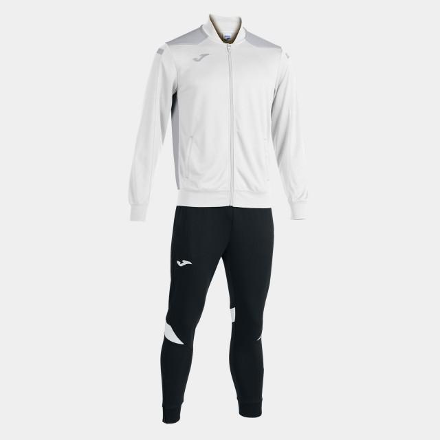 Костюм спортивный бело-черный CHAMPION VI 101953.211