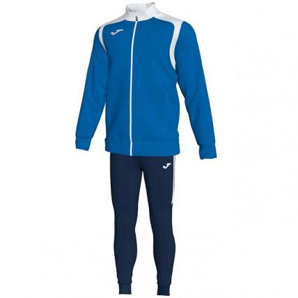 Спортивный костюм сине-белый CHAMPION V 101267.702