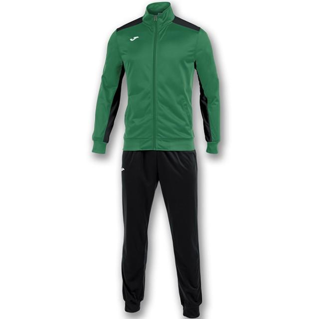 Спортивный костюм зелено-черный ACADEMY 101096.451