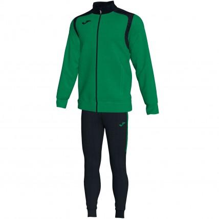 Спортивный костюм зелено-черный CHAMPION V 101267.451