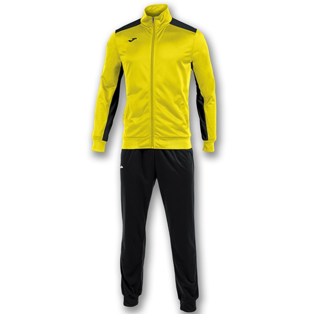 Спортивный костюм желто-черный ACADEMY 101096.901
