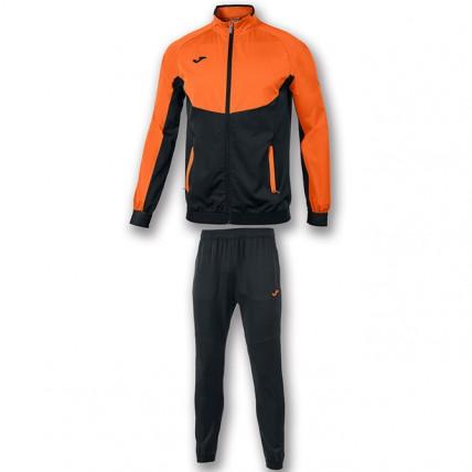 Спортивный костюм черно-оранжевый ESSENTIAL 101021.120