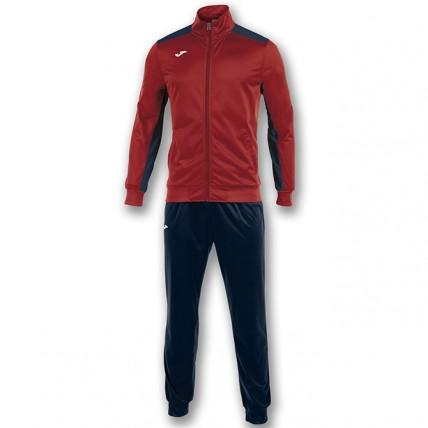 Спортивный костюм красно-т.синий ACADEMY 101096.603