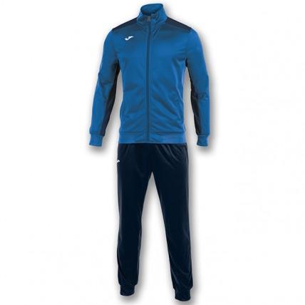 Спортивный костюм синий ACADEMY 101096.703