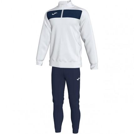 Спортивный костюм бело-т.синий ACADEMY II 101352.203