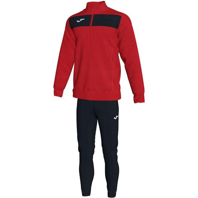 Спортивный костюм красно-черный ACADEMY II 101352.601