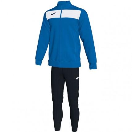 Спортивный костюм сине-белый ACADEMY II 101352.702