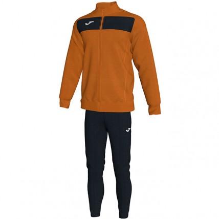 Спортивный костюм оранжево-черный ACADEMY II 101352.801