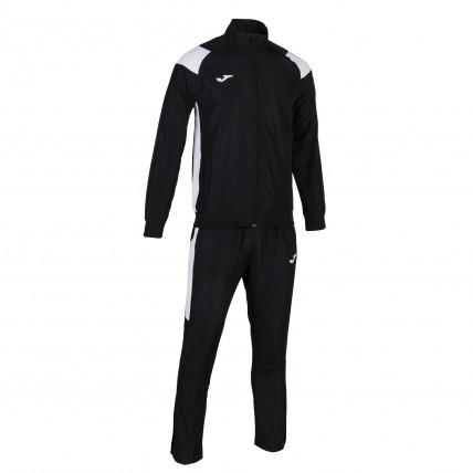 Спортивный костюм черно-белый CREW III 101325.102