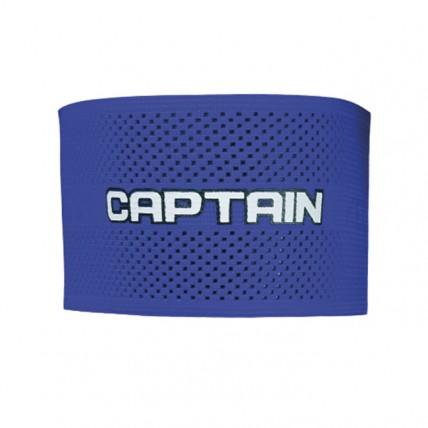 Капитанская повязка синяя TEAM 9886702.9400
