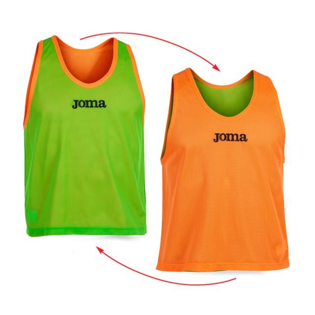 Манішка двухстороння оранжево-зелена101689.050