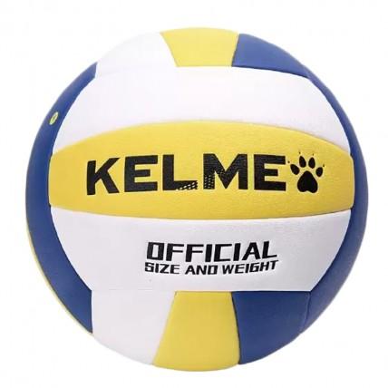 Мяч волейбольный бело-т.сине-желтый MATCH 9806140.9141