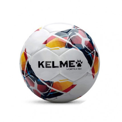 Мяч футбольный т.сине-красный VORTEX 9886129.9423