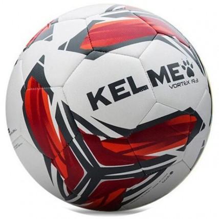 Мяч футбольный HYBRID бело-красный 9896133.9107