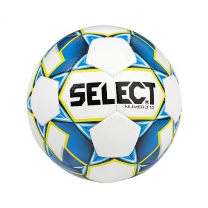 М'яч Select Numero 10 IMS NEW, 4 бело-серо-голубой 157502 б/с/б/4