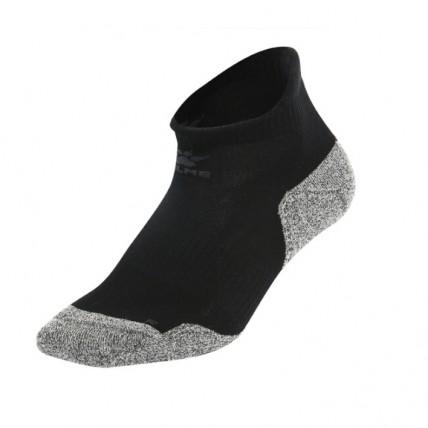 Носки черно-т.серые TOWEL 9876302.9021