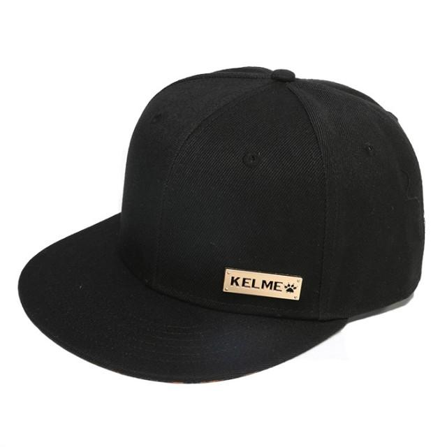 Бейсболка черная Kelme 9876504.9000