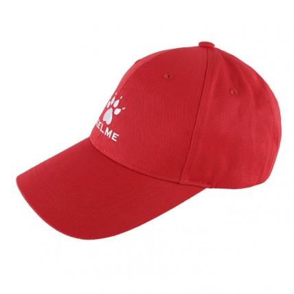 Бейсболка красная CLASSIC K901-1.9600